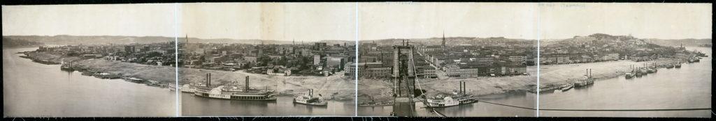 Cincinnati c1866