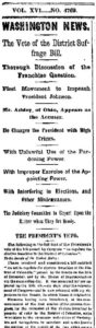 NY Times January 8, 1867