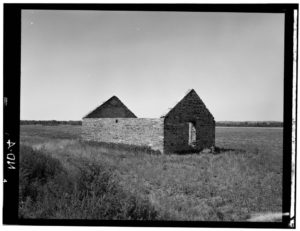 - Fort Buford, Old Powder Magazine, Buford, Williams County, ND (Documentation compiled after 1933; LOC: https://www.loc.gov/item/nd0066/)