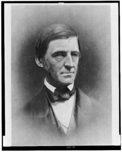 Ralph Waldo Emerson, head-and-shoulders portrait, facing right (https://www.loc.gov/item/96510824/)