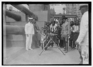"""Bald Eagle"" on RECRUITJuly 28, 1917; LOC: https://www.loc.gov/item/ggb2006000457/)"