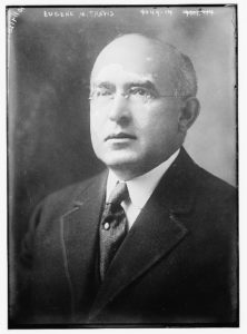 Eugene M. Travis (between ca. 1915 and ca. 1920; LOC: https://www.loc.gov/item/ggb2005023227/)