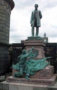 Lincoln Edinburgh statue (http://www.asjournal.org/60-2016/lincoln-scotland-gift-gilded-age/)