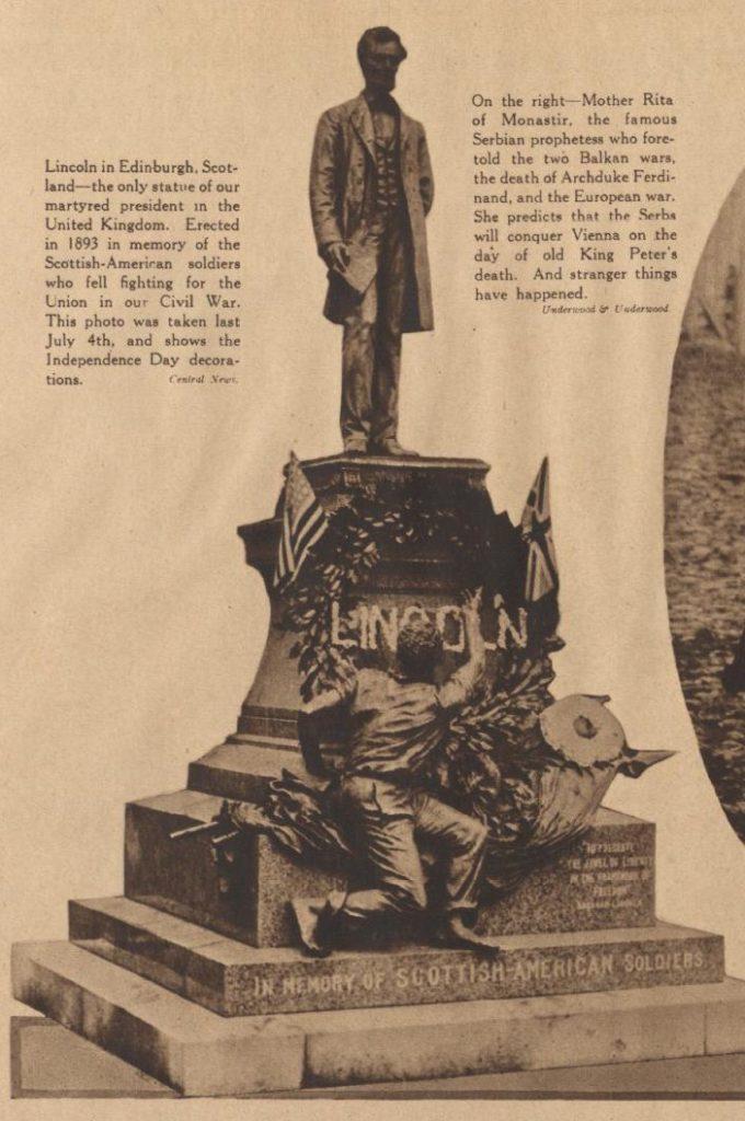 Lincoln Edinburgh (New-York tribune, August 12, 1917; LOC: https://www.loc.gov/resource/sn83030214/1917-08-12/ed-1/?q=August+12%2C+1917&st=gallery image 4)