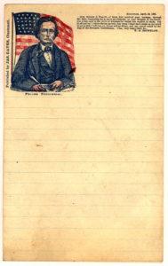 Parson Brownlow … Knoxville, April 22, 1861. Gen. Gideon J. Pillow, I have just received your message …Published by Jas. Gates, Cincinnati. (Cincinnati, 1861. ; LOC: https://www.loc.gov/item/rbpe.1570200a/)
