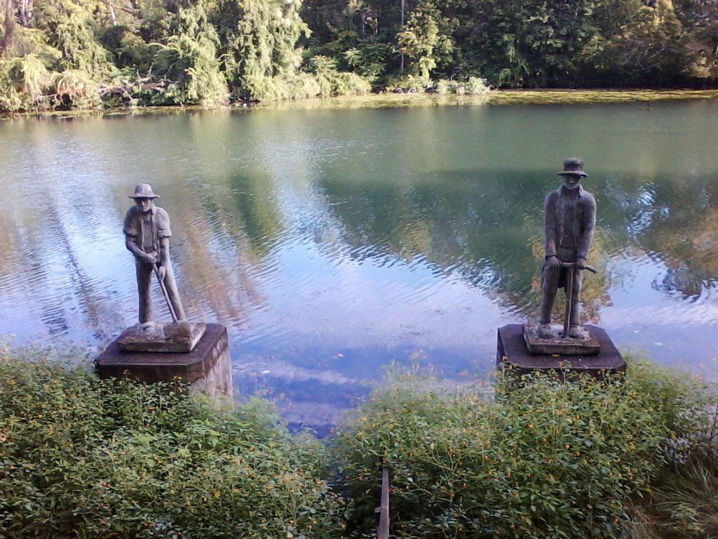 Ludovico  Sculpture Trail, Seneca Falls New York (9-4-2017)