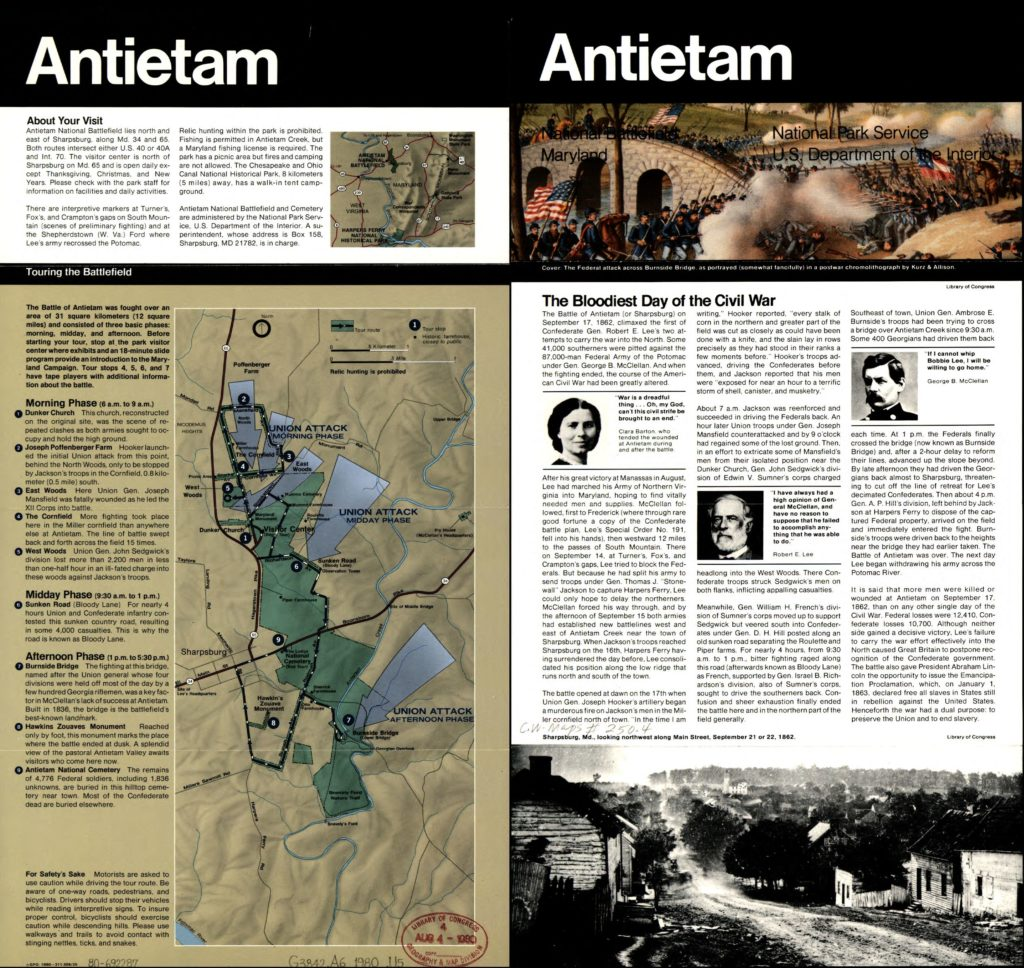 NPS Antietam 1980 (https://www.loc.gov/item/80692287/)