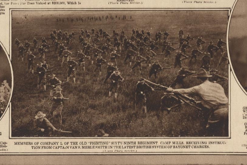 NYT 9-16-1917 fighting 69th (LOC: https://www.loc.gov/resource/sn78004456/1917-09-16/ed-1/?q=september+16+1917&st=gallery)