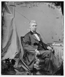 Hon. James Falconer Wilson of Iowa (between 1860 and 1875; LOC: https://www.loc.gov/resource/cwpbh.00146/)
