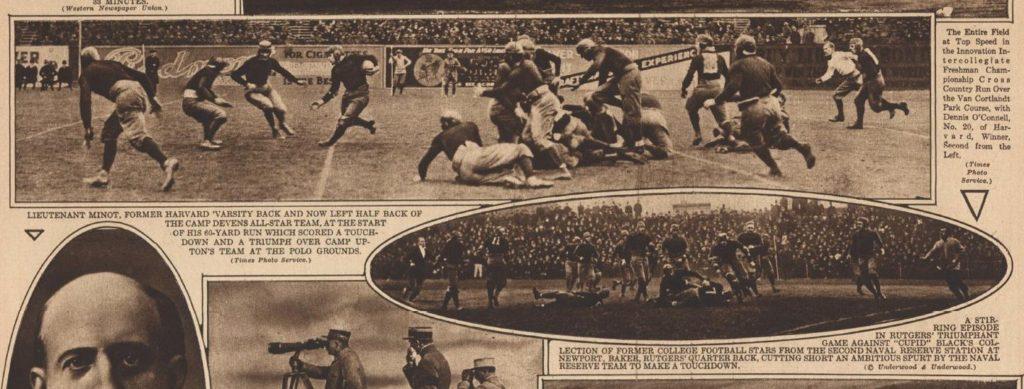 football (NYT 12-2-1917 LOC: https://www.loc.gov/resource/sn78004456/1917-12-02/ed-1/?q=december+2+1917&st=gallery)