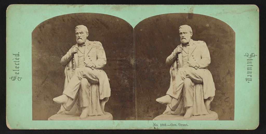 Gen. Grant ([New York, N.Y.] : [George Stacy], [ca. 1865]; LOC: https://www.loc.gov/item/2017645220/)