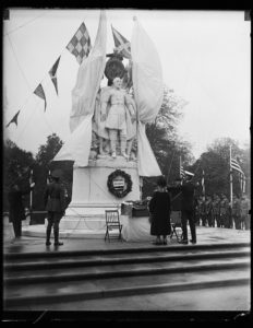 General George G. Meade memorial, Washington, D.C. (1927; LOC: https://www.loc.gov/item/2016888523/)
