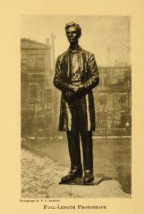 full-lengthBarnard (Barnard's Lincoln,Cincinnati, Stewart & Kidd company, 1917; https://babel.hathitrust.org/cgi/pt?id=loc.ark:/13960/t0xp7b37k)