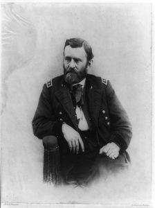 Portrait of Ulysses S. Grant ([ca. 1865] ; LOC: https://www.loc.gov/item/2004674419/)